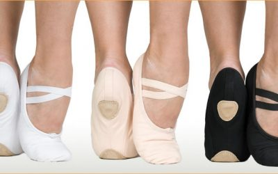 How to Select the Right Ballet Slipper for YOU?