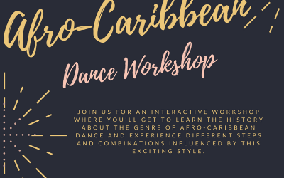 Afro-Caribbean Dance Workshop