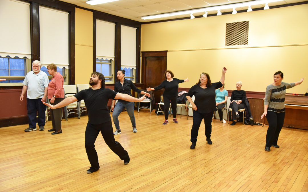 Recap: Afro-Caribbean Dance Workshop